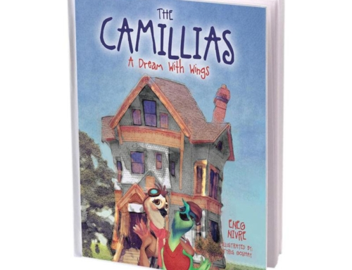 MEET THE CAMILLIAS  By Mariette Kammerer
